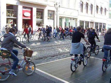 Брюссель без автомобилей