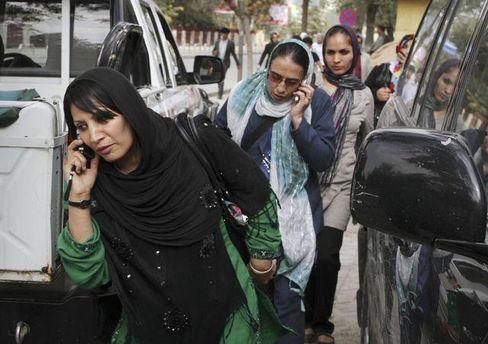 Афганські жінки