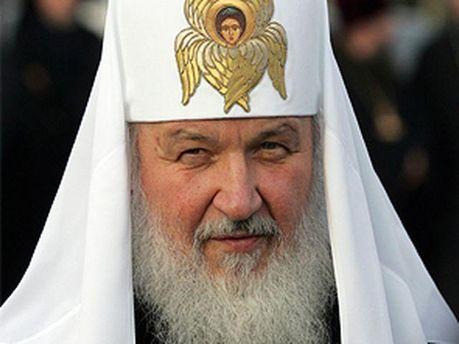 Патріарх Кирило
