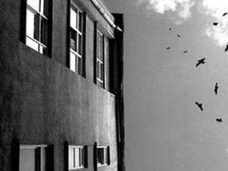 В Житомире из окна больницы выбросился пациент