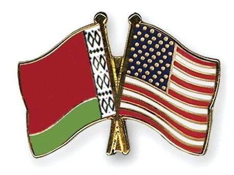 Білорусь-США