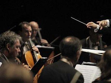 Брюссельський філармонічний оркестр