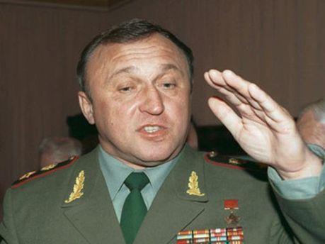 Павел Грачев