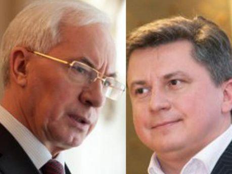 Микола та Олексій Азарови