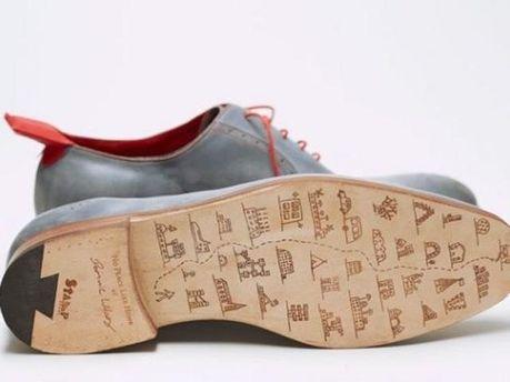 GPS-черевики