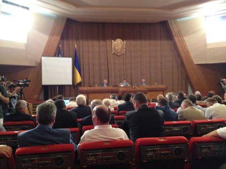 Парламенту Криму