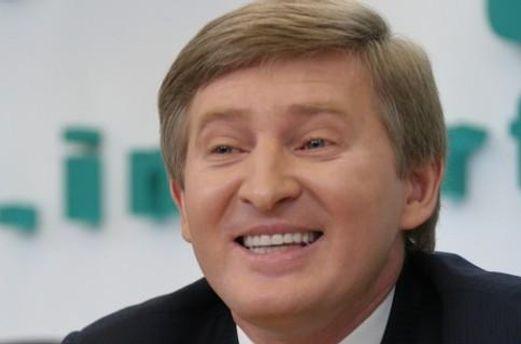 Рінат Ахметов - один з
