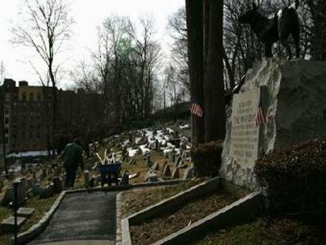 Кладбище для домашних любимцев