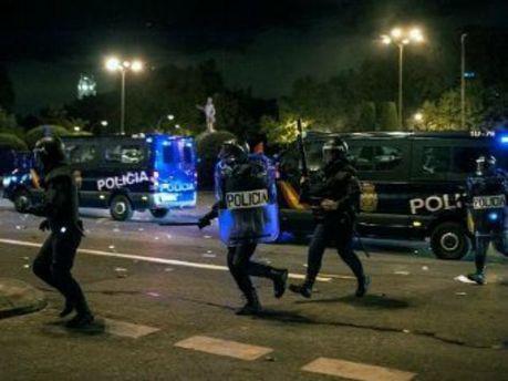 Полиция Мадрида