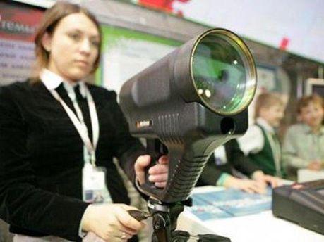 Лазер ГАИшников