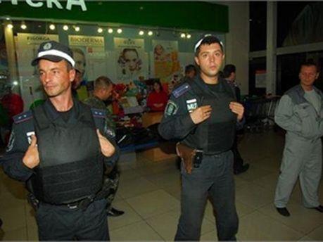 Охоронці супермаркету