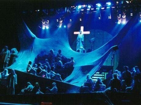 Одна зі сцен опери
