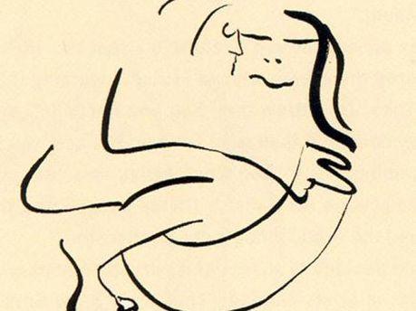 Малюнок Леннона