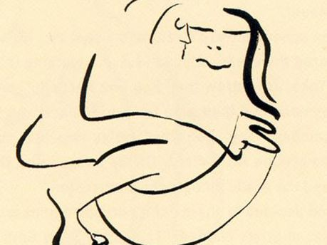 Рисунок Леннона