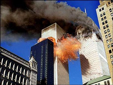 Теракт 11 сентября 2001 року