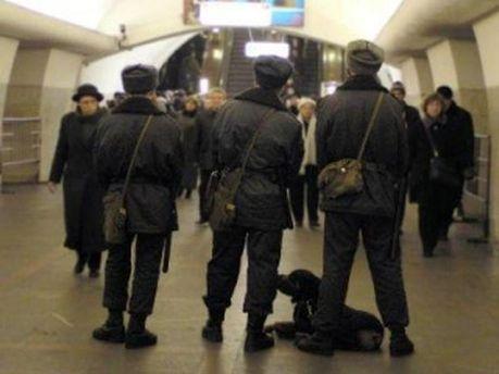 Міліція у метро