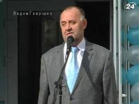 Заместитель председателя Хмельницкой ОГА Вадим Гавришко