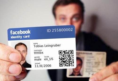 Facebook-паспорт