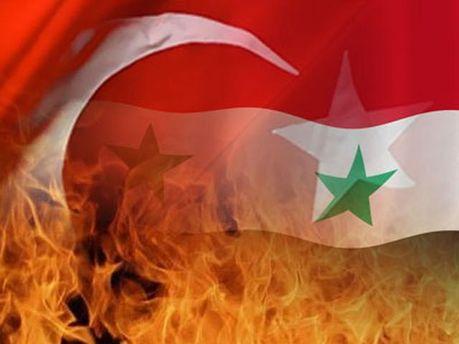 Туреччина обстріляла Сирію