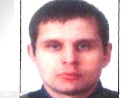 Паспортное фото Ярослава Мазурка