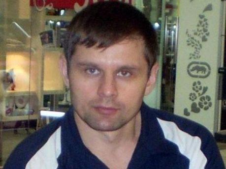 Подозреваемый Ярослав Мазурок