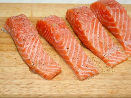 Копчений лосось