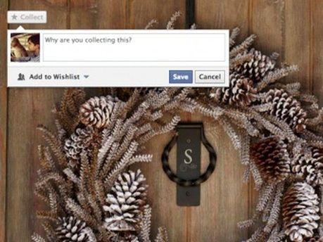 Принтскрин с Facebook