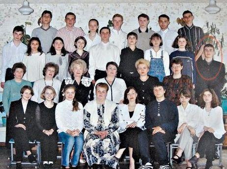Клас Януковича-молодшого