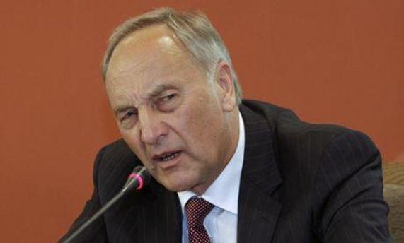 Президент Латвії Андріс Берзіньш