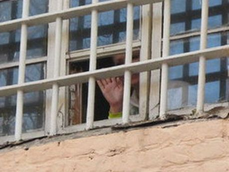Юлія Тимошенко в колонії