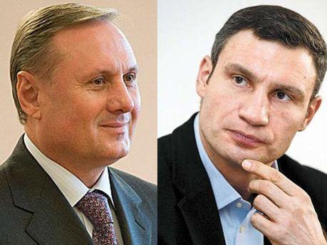 Ефремов: Регионалы могут создать коалицию с УДАРом