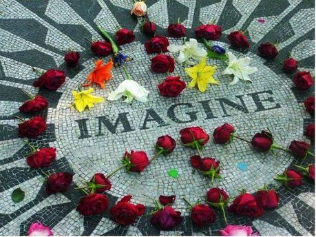 Пам'ятник Джону Леннону