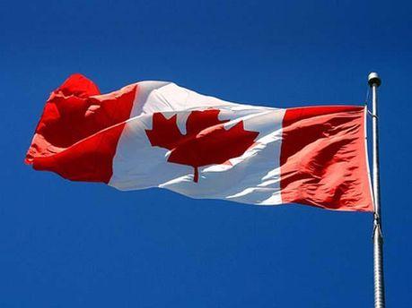 Канадський прапор