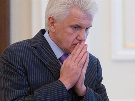 Действующий спикер ВР Владимир Литвин