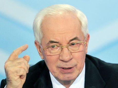 Николай Азаров