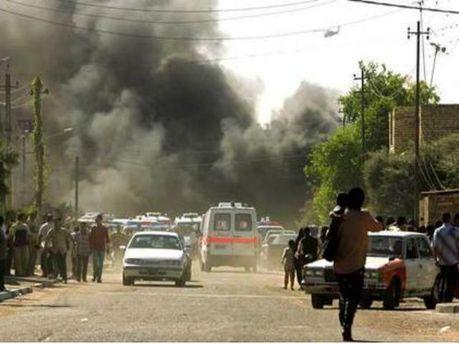 Взрыв в Багдаде