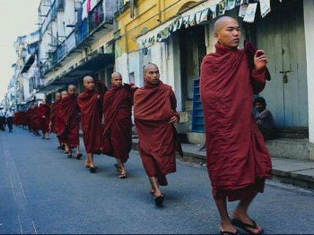 Тибетські монахи