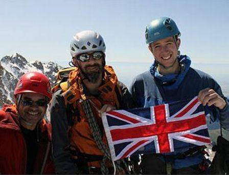 Туристи з Великобританії