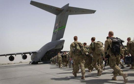 Военные в Афганистане