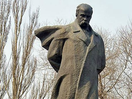 Пам'ятник Тарасу Шевченку у Москві