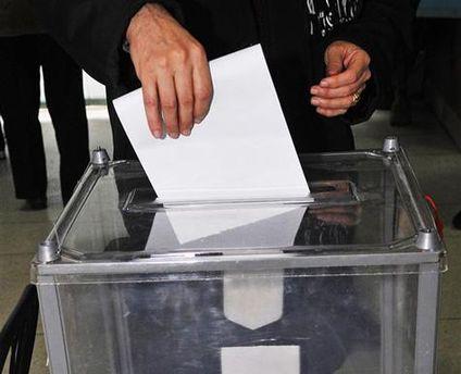 Старт голосования