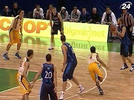 Баскетбол. Суперлига