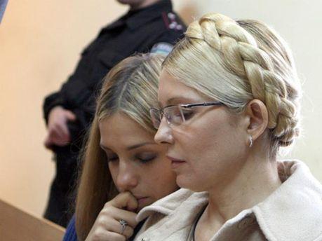 Євгенія та Юлія Тимошенко