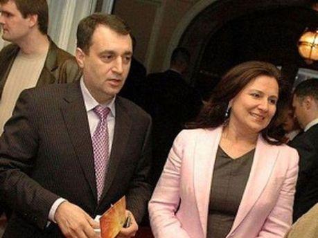 Владимир Мельниченко и Инна Богословская
