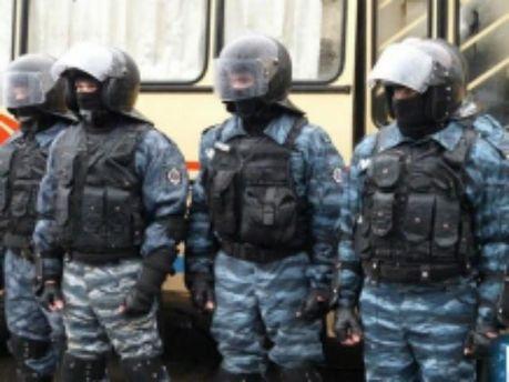 Наряд милиции