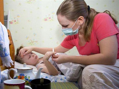 Большинство заболевших - дети