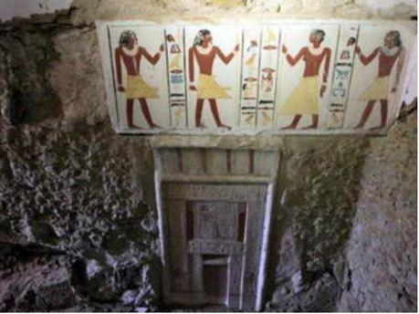 Гробница принцессы Шерт Небти