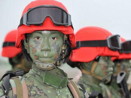 Тайванські військові