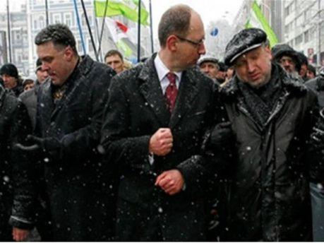 Українські опозиціонери