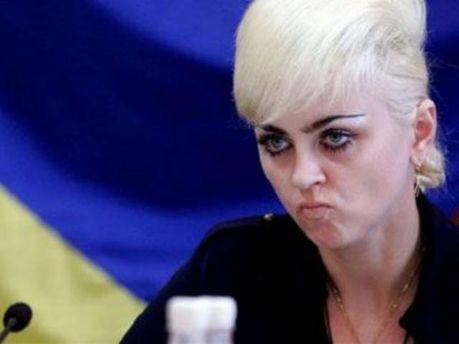 Жанна Усенко-Черная